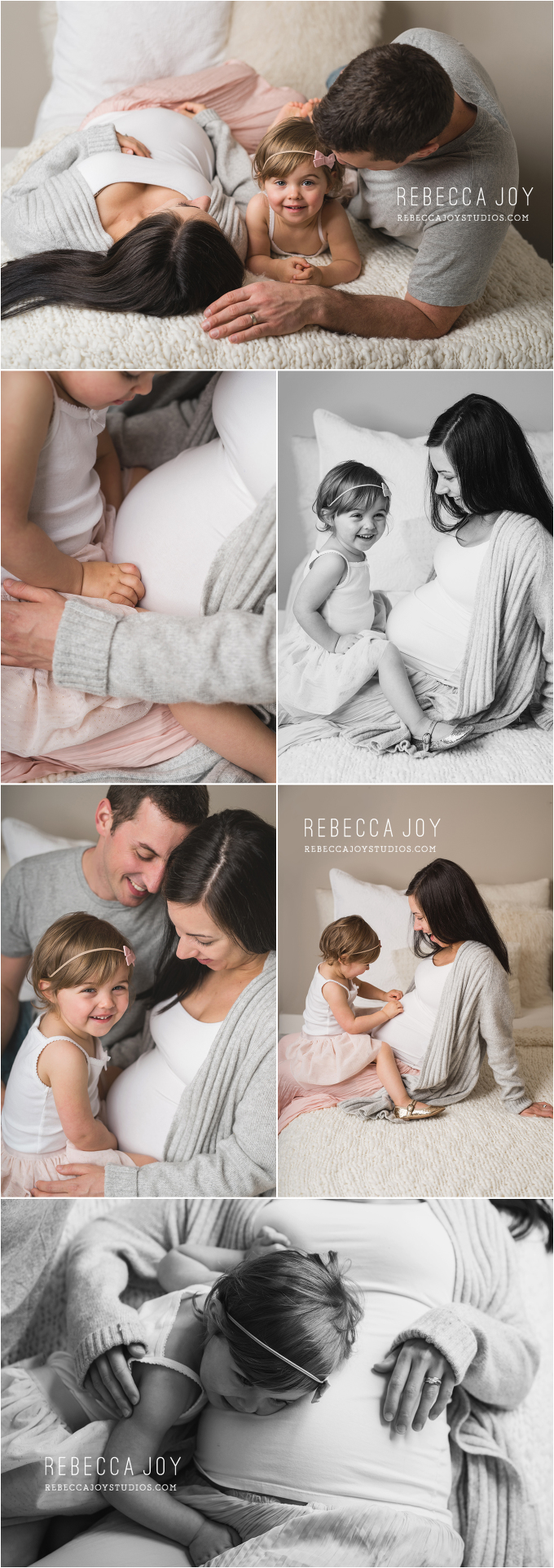 Victoria Maternity Photographer | Rebecca Joy Studios