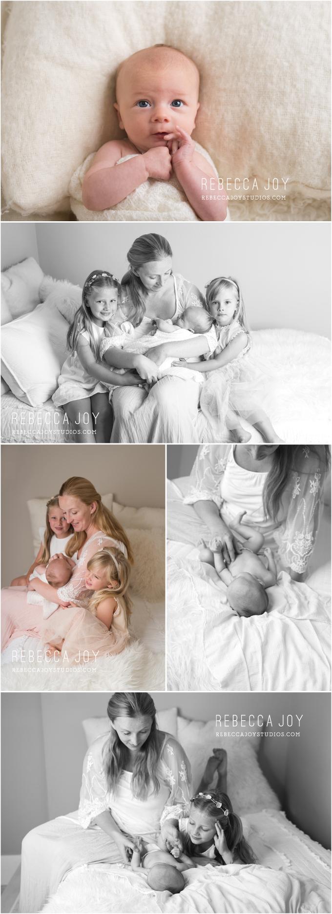 Victoria, BC Newborn Photographer