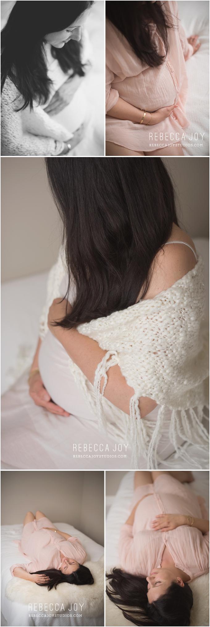 Pregnancy Photos   Victoria BC   Rebecca Joy Studios