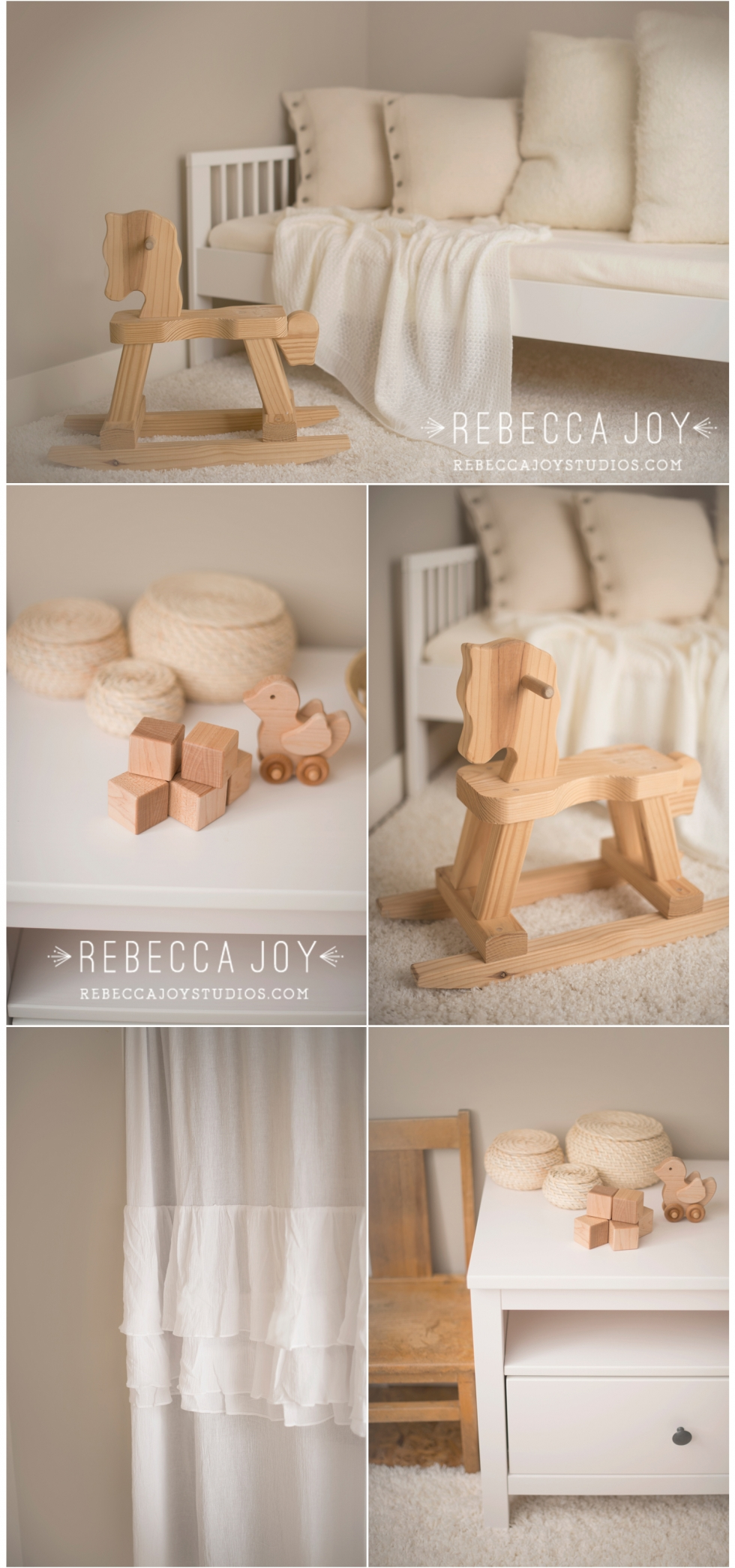 Studio Tour | Victoria BC newborn and maternity photographer | Rebecca Joy Studios