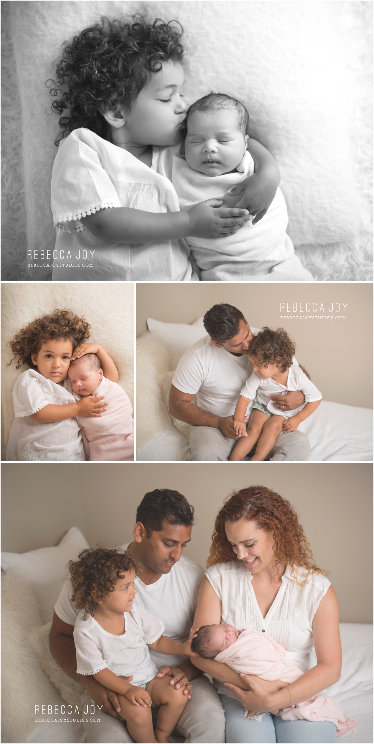 Victoria, BC Newborn Photographer | Rebecca Joy Studios