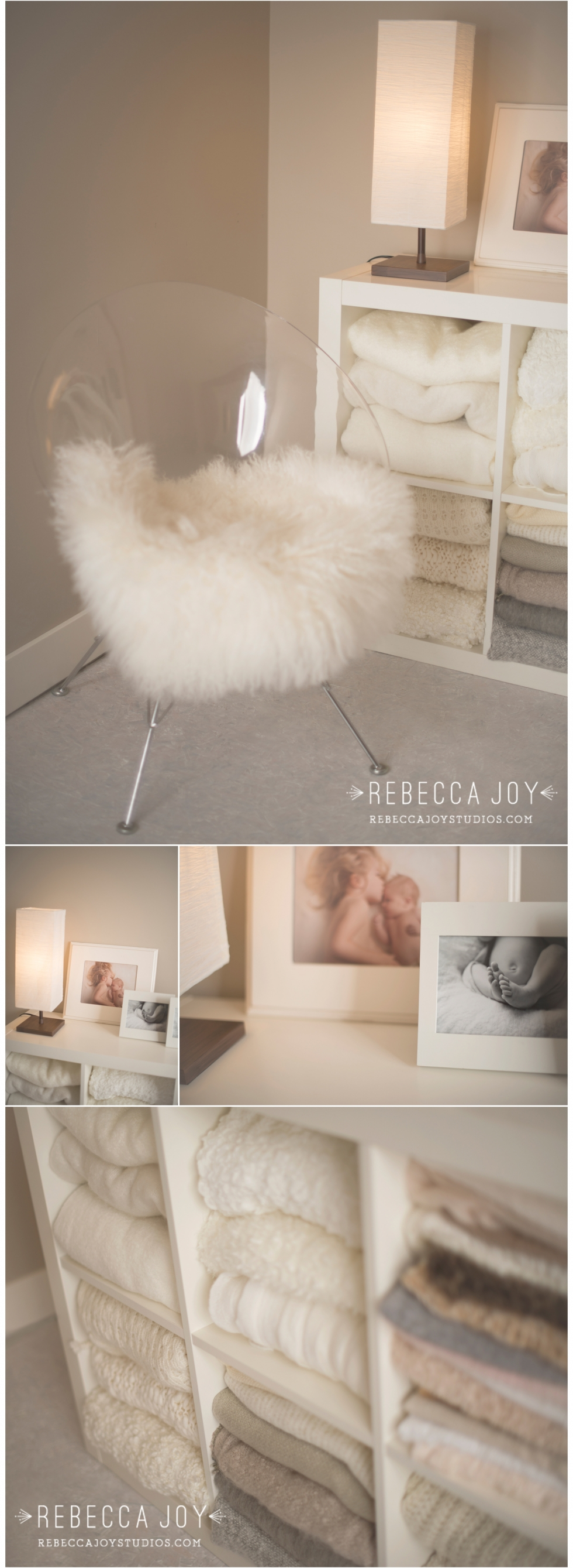 Photography Studio Tour | Victoria BC newborn and maternity photographer | Rebecca Joy Studios