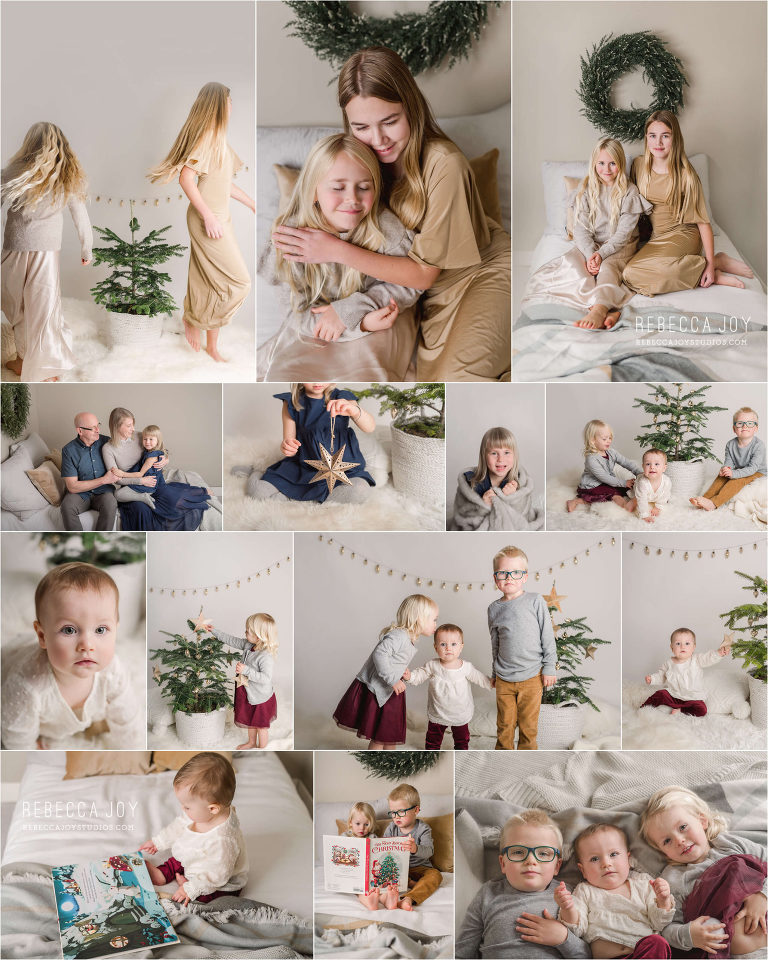 Victoria BC holiday mini sessions