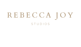 Rebecca Joy Studios | Newborn Photography | Victoria, BC logo
